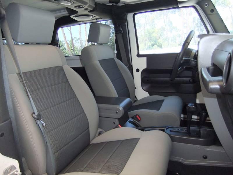 2007 Jeep Wrangler 4x4 Rubicon 2dr SUV - San Diego CA