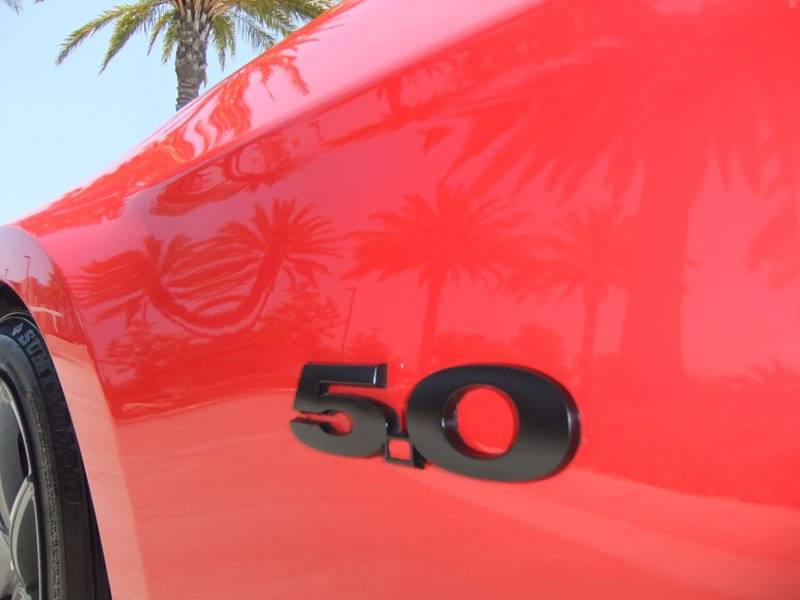 2012 Ford Mustang GT Premium 2dr Fastback - San Diego CA