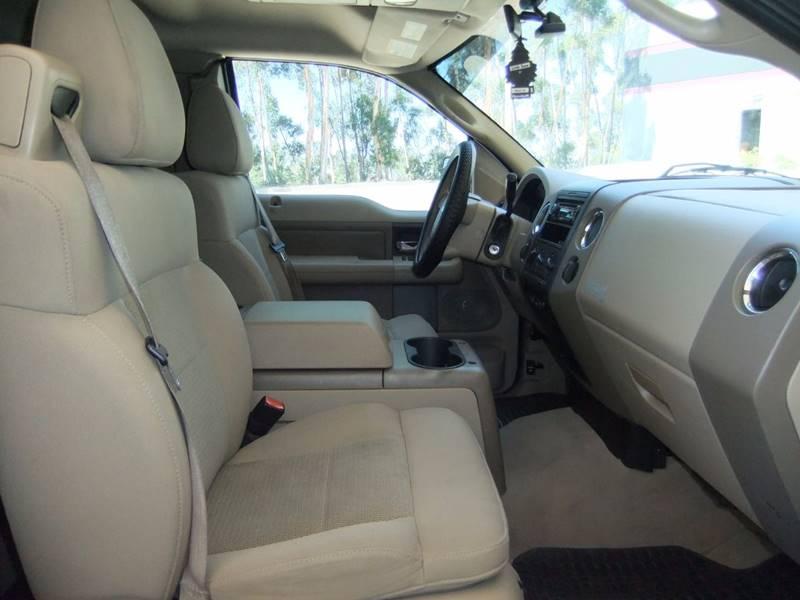 2004 Ford F-150 4dr SuperCab XLT 4WD Styleside 5.5 ft. SB - San Diego CA