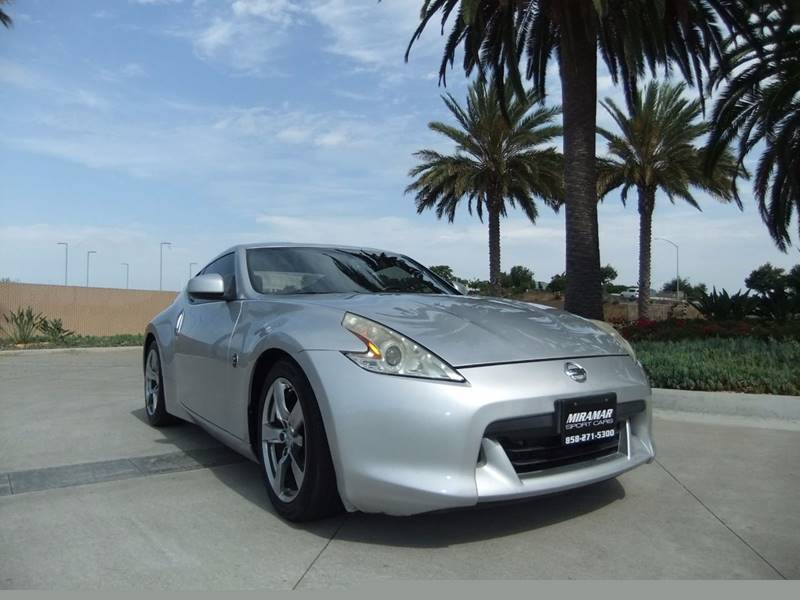 2009 Nissan 370z Touring 2dr Coupe 6m In San Diego Ca Miramar