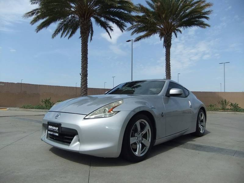 2009 Nissan 370Z Touring 2dr Coupe 6M - San Diego CA