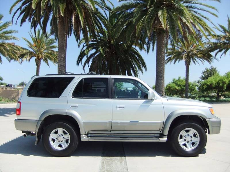 2000 Toyota 4Runner Limited 4dr SUV   San Diego CA