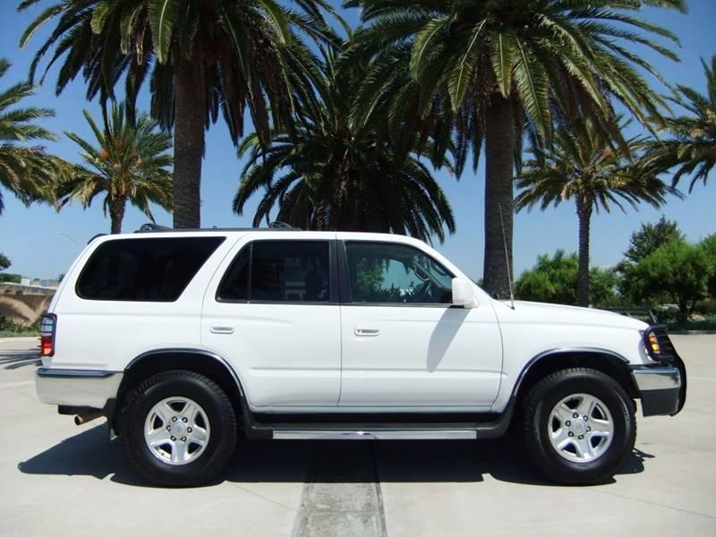 Wonderful 2002 Toyota 4Runner SR5 2WD 4dr SUV   San Diego CA