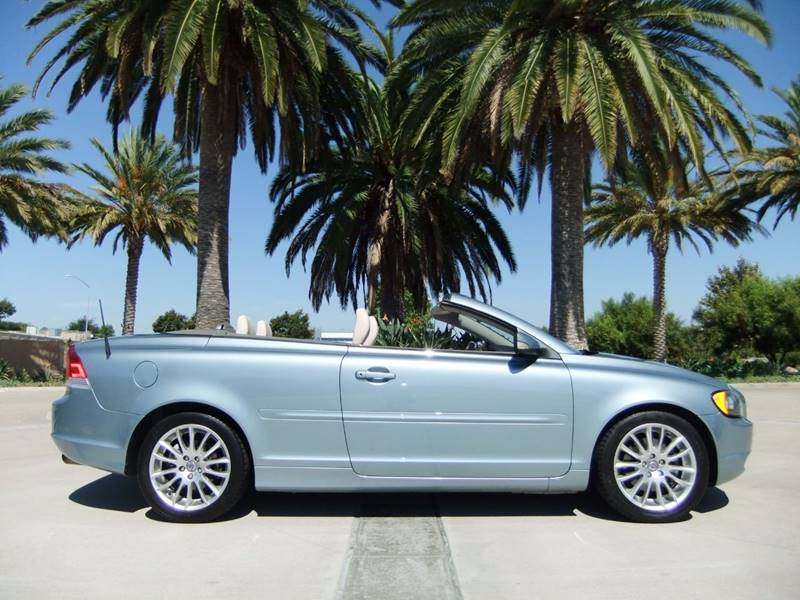 2007 Volvo C70 T5 2dr Convertible   San Diego CA