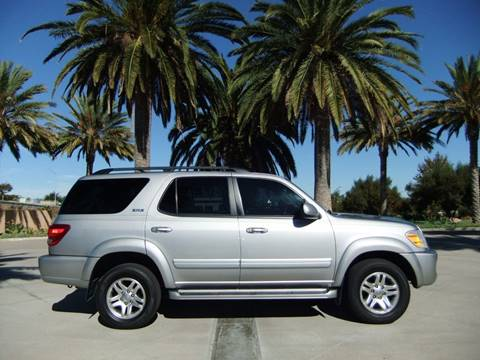toyota sequoia for sale in san diego ca. Black Bedroom Furniture Sets. Home Design Ideas