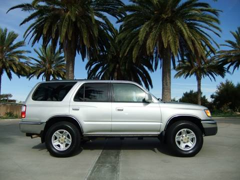 2002 Toyota 4Runner For Sale In San Diego, CA