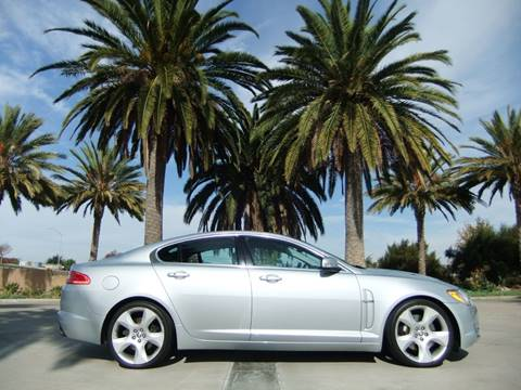 2009 Jaguar XF ...