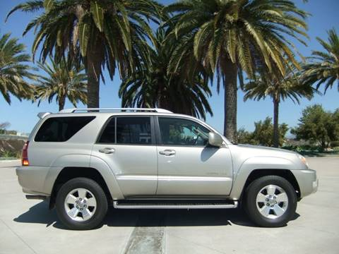 toyota 4runner for sale in san diego ca. Black Bedroom Furniture Sets. Home Design Ideas