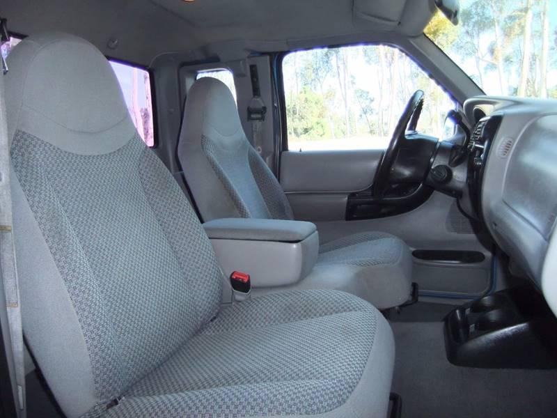1999 Ford Ranger 2dr XLT Extended Cab SB - San Diego CA