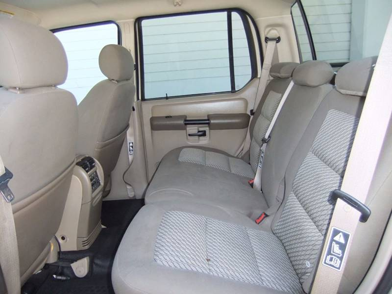 2003 Ford Explorer Sport Trac 4dr XLT 4WD Crew Cab SB - San Diego CA