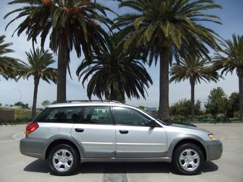 2007 Subaru Outback AWD 2.5i 4dr Wagon (2.5L F4 5M) - San Diego CA