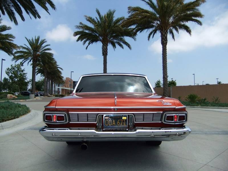 1964 Plymouth Fury  - San Diego CA