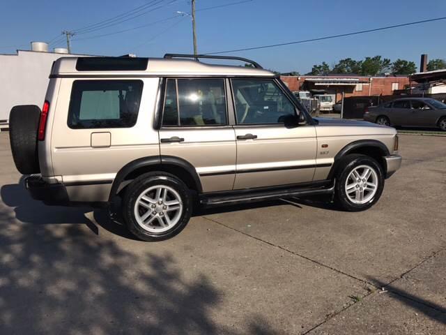 2003 Land Rover Discovery SE 4WD 4dr SUV - Dalton GA