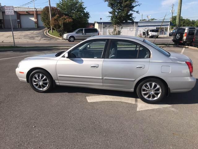 2002 Hyundai Elantra GLS 4dr Sedan - Dalton GA