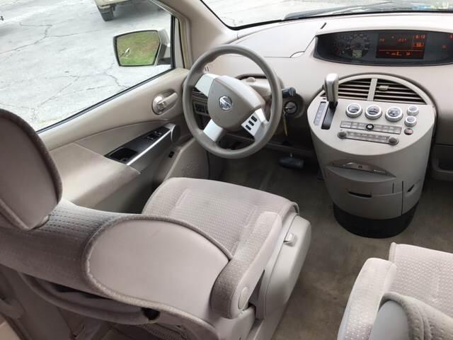 2005 Nissan Quest 3.5 S 4dr Mini-Van - Dalton GA