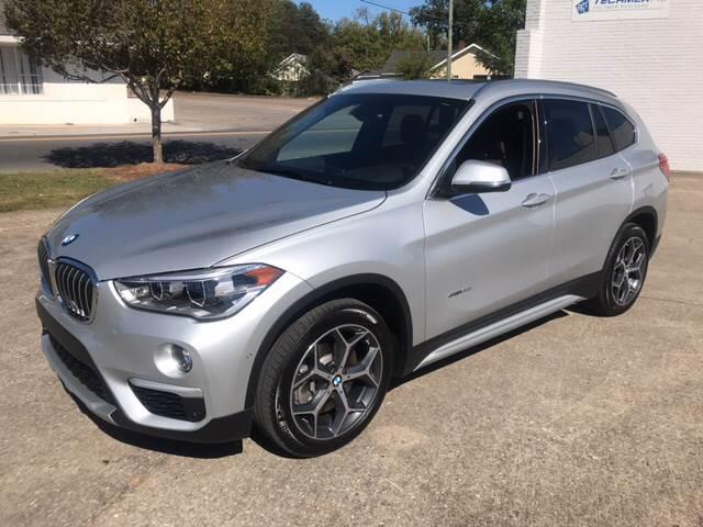2017 BMW X1 for sale at Paniagua Auto Sales III Inc in Dalton GA