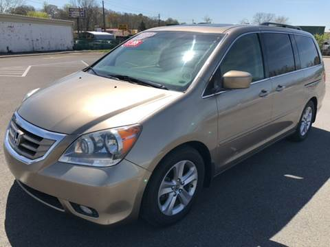 2009 Honda Odyssey for sale at Diana Rico LLC in Dalton GA