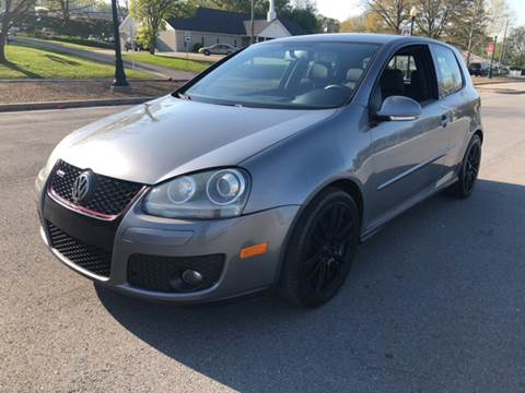 2008 Volkswagen GTI for sale at Diana Rico LLC in Dalton GA