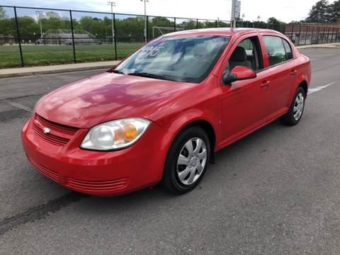2009 Chevrolet Cobalt for sale at Diana Rico LLC in Dalton GA