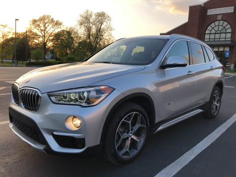 2017 BMW X1 for sale at Diana Rico LLC in Dalton GA