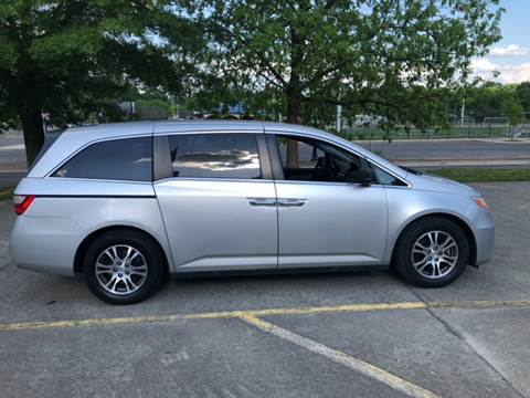 2012 Honda Odyssey for sale at Diana Rico LLC in Dalton GA