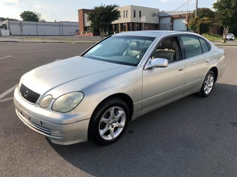 2004 Lexus GS 300 for sale at Diana Rico LLC in Dalton GA