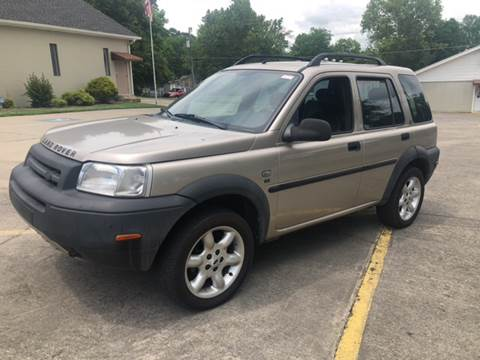 2002 Land Rover Freelander for sale at Diana Rico LLC in Dalton GA