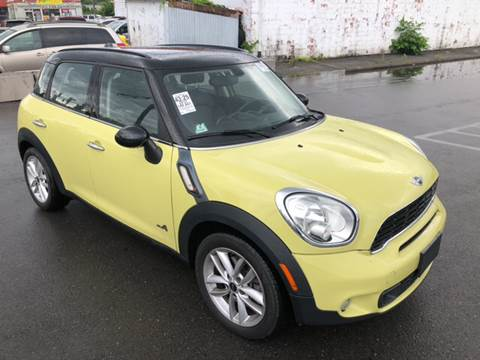 2012 MINI Cooper Countryman for sale at Diana Rico LLC in Dalton GA