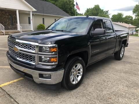 2014 Chevrolet Silverado 1500 for sale at Diana Rico LLC in Dalton GA