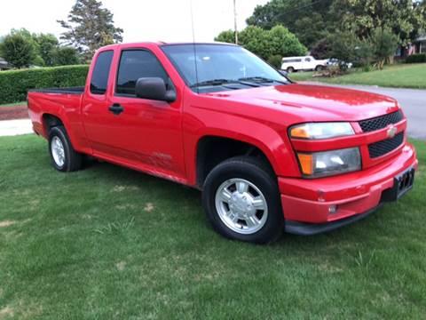 2005 Chevrolet Colorado for sale at Diana Rico LLC in Dalton GA
