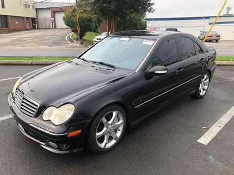 2007 Mercedes-Benz C-Class for sale at Diana Rico LLC in Dalton GA