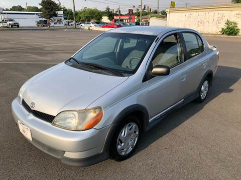 2001 Toyota ECHO for sale at Diana Rico LLC in Dalton GA