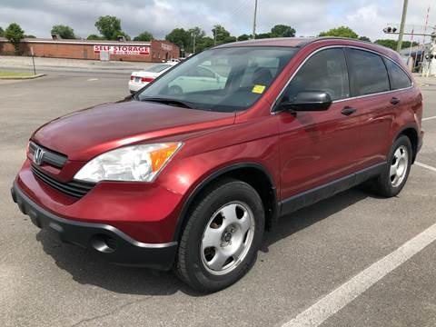 2007 Honda CR-V for sale at Diana Rico LLC in Dalton GA