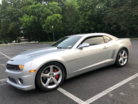 2013 Chevrolet Camaro for sale at Diana Rico LLC in Dalton GA