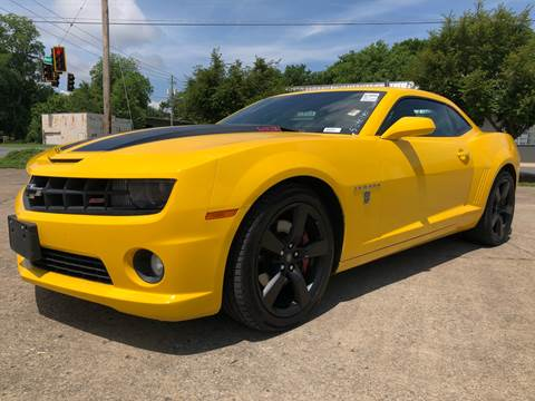 2011 Chevrolet Camaro for sale at Diana Rico LLC in Dalton GA