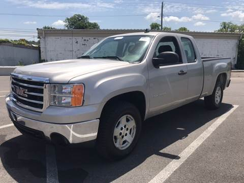 2008 GMC Sierra 1500 for sale at Diana Rico LLC in Dalton GA
