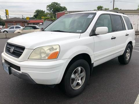 2004 Honda Pilot for sale at Diana Rico LLC in Dalton GA