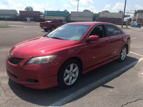 2009 Toyota Camry for sale at Diana Rico LLC in Dalton GA