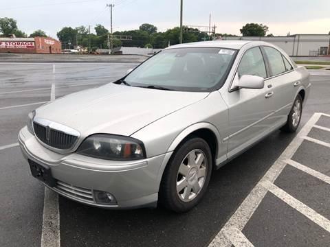 2004 Lincoln LS for sale at Diana Rico LLC in Dalton GA