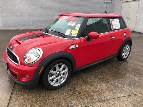 2012 MINI Cooper Hardtop for sale at Diana Rico LLC in Dalton GA