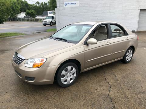 2008 Kia Spectra for sale at Diana Rico LLC in Dalton GA
