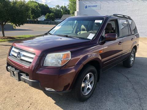 2007 Honda Pilot for sale at Diana Rico LLC in Dalton GA