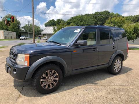 2007 Land Rover LR3 for sale at Diana Rico LLC in Dalton GA