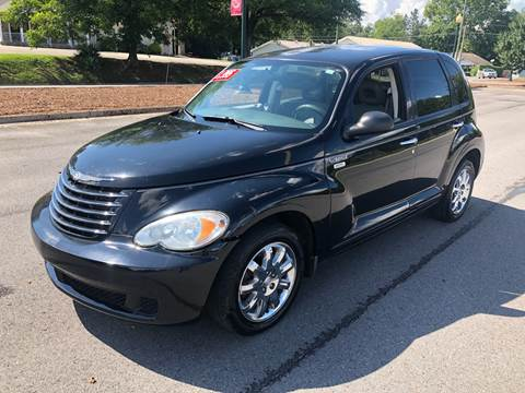 2006 Chrysler PT Cruiser for sale at Diana Rico LLC in Dalton GA