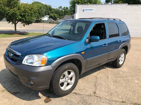 2005 Mazda Tribute for sale at Diana Rico LLC in Dalton GA