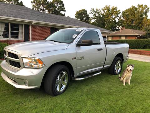 2014 RAM Ram Pickup 1500 for sale at Diana Rico LLC in Dalton GA