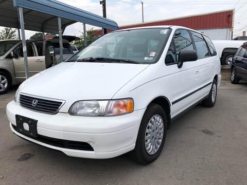 1997 Honda Odyssey for sale at Diana Rico LLC in Dalton GA