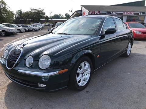 2004 Jaguar S-Type for sale at Diana Rico LLC in Dalton GA