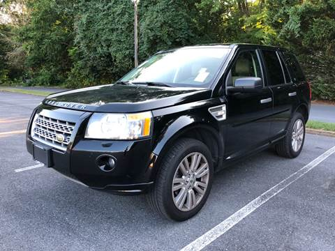 2009 Land Rover LR2 for sale at Diana Rico LLC in Dalton GA