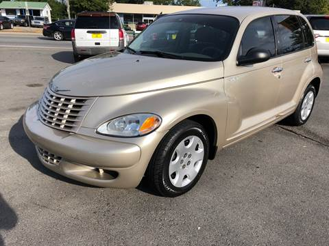 2005 Chrysler PT Cruiser for sale at Diana Rico LLC in Dalton GA